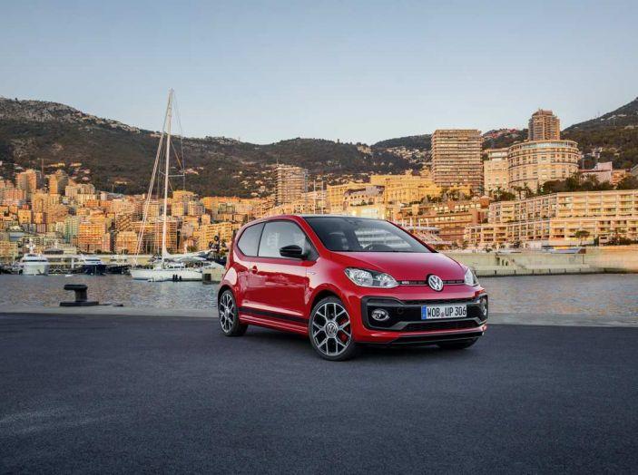 Nuova Volkswagen Up! GTI completa la gamma delle VW sportive - Foto 15 di 33