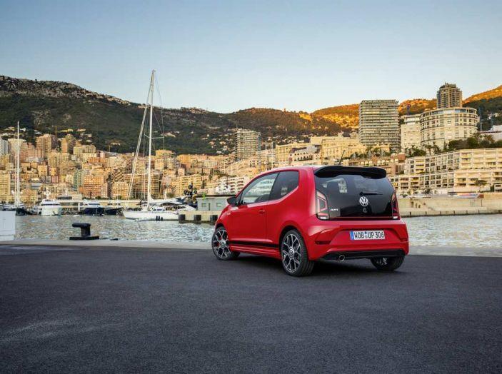 Nuova Volkswagen Up! GTI completa la gamma delle VW sportive - Foto 16 di 33