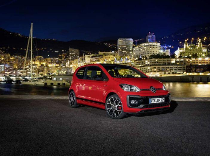 Nuova Volkswagen Up! GTI completa la gamma delle VW sportive - Foto 18 di 33
