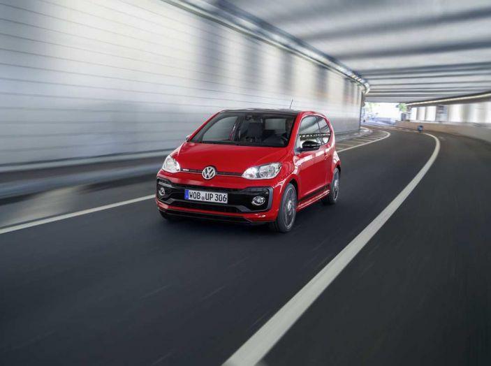 Nuova Volkswagen Up! GTI completa la gamma delle VW sportive - Foto 19 di 33