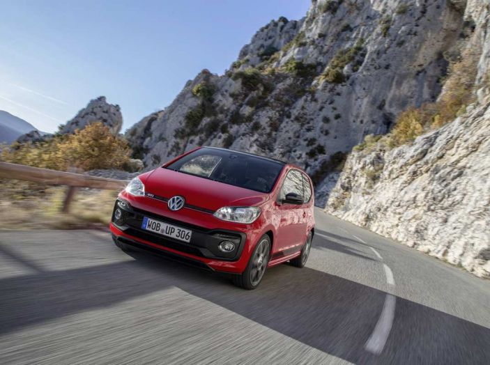 Nuova Volkswagen Up! GTI completa la gamma delle VW sportive - Foto 2 di 33