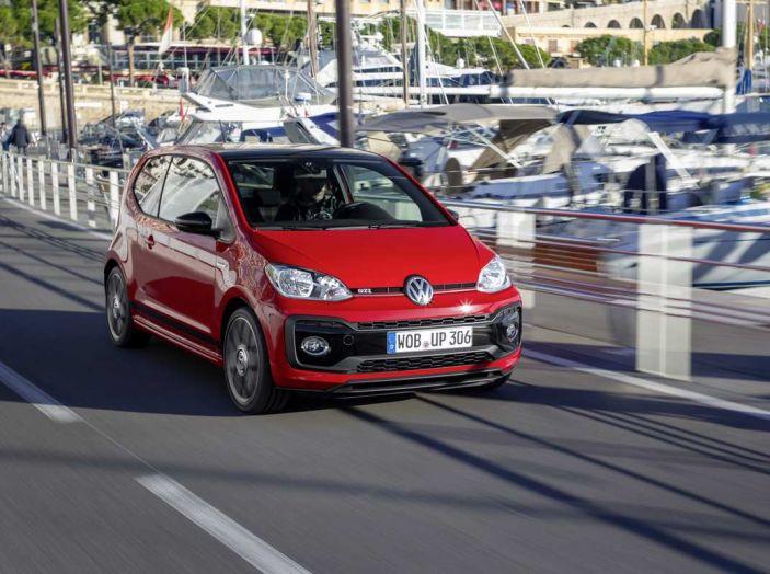 Nuova Volkswagen Up! GTI completa la gamma delle VW sportive - Foto 20 di 33