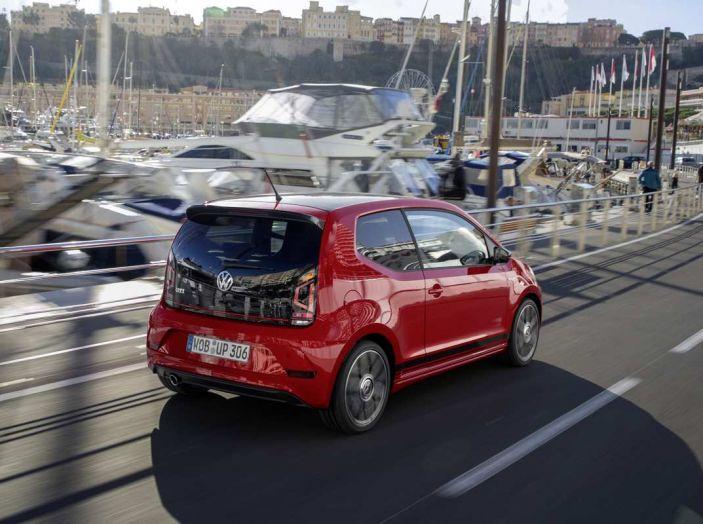 Nuova Volkswagen Up! GTI completa la gamma delle VW sportive - Foto 21 di 33