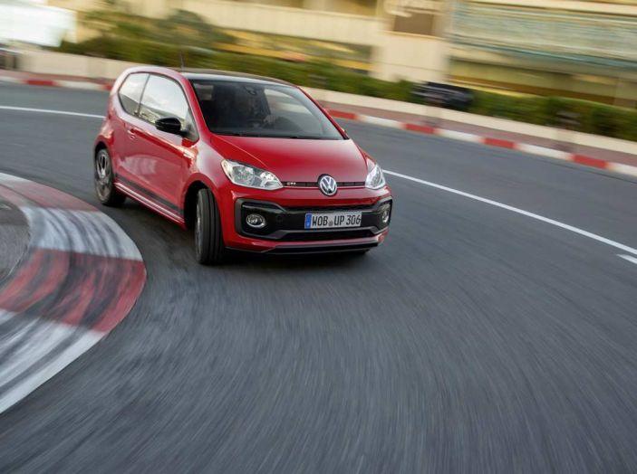 Nuova Volkswagen Up! GTI completa la gamma delle VW sportive - Foto 22 di 33