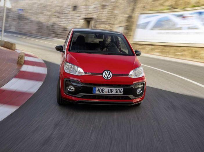 Nuova Volkswagen Up! GTI completa la gamma delle VW sportive - Foto 23 di 33