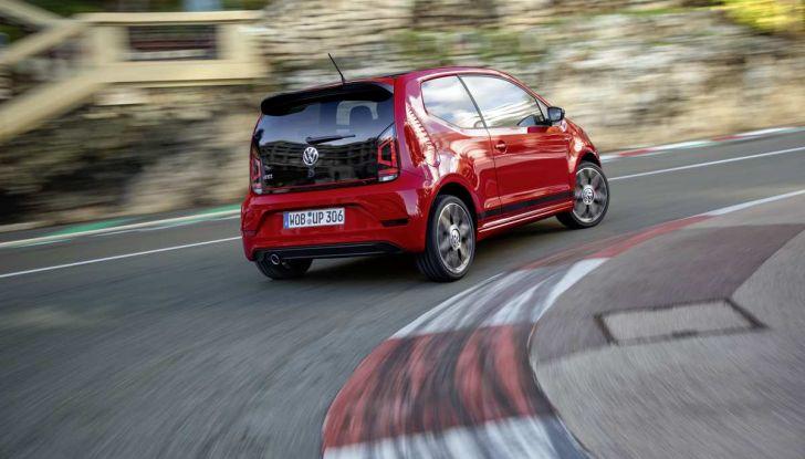 Nuova Volkswagen Up! GTI completa la gamma delle VW sportive - Foto 24 di 33