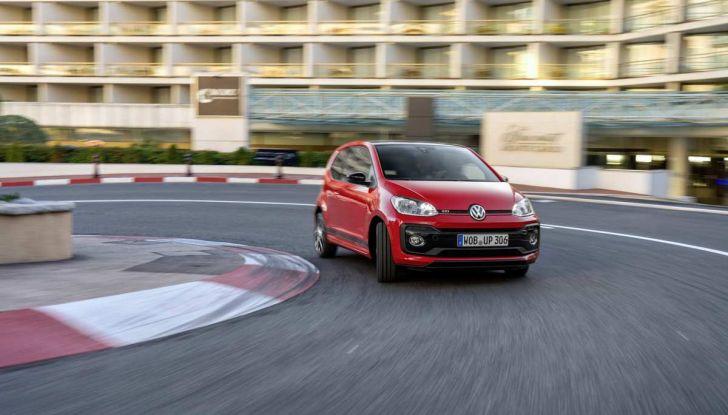 Nuova Volkswagen Up! GTI completa la gamma delle VW sportive - Foto 25 di 33