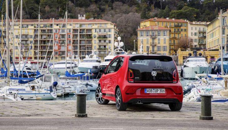 Nuova Volkswagen Up! GTI completa la gamma delle VW sportive - Foto 26 di 33