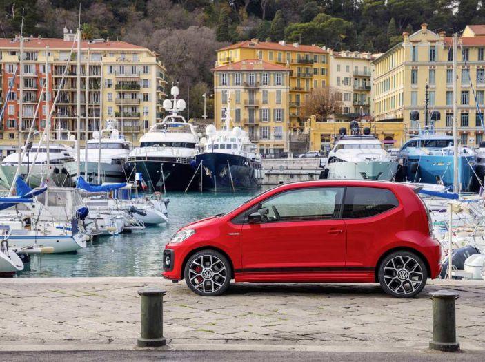 Nuova Volkswagen Up! GTI completa la gamma delle VW sportive - Foto 27 di 33