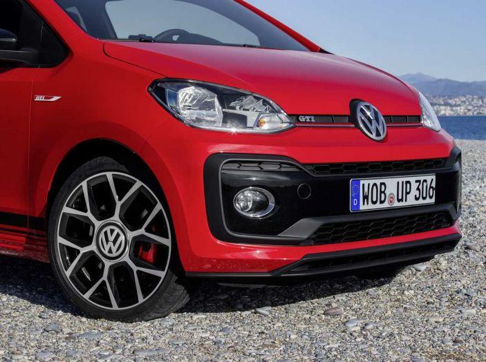 Nuova Volkswagen Up! GTI completa la gamma delle VW sportive - Foto 28 di 33
