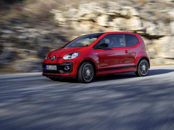 Nuova Volkswagen Up! GTI completa la gamma delle VW sportive - Foto 3 di 33