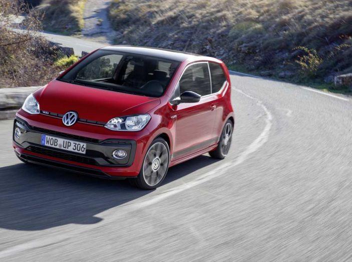 Nuova Volkswagen Up! GTI completa la gamma delle VW sportive - Foto 4 di 33