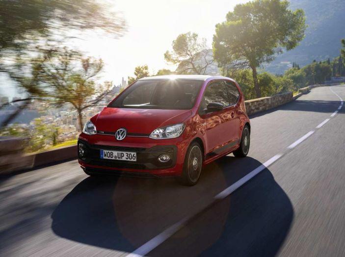 Nuova Volkswagen Up! GTI completa la gamma delle VW sportive - Foto 5 di 33