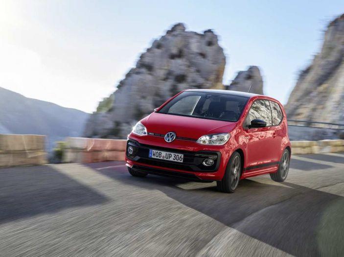 Nuova Volkswagen Up! GTI completa la gamma delle VW sportive - Foto 1 di 33