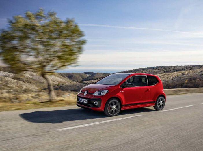 Nuova Volkswagen Up! GTI completa la gamma delle VW sportive - Foto 6 di 33