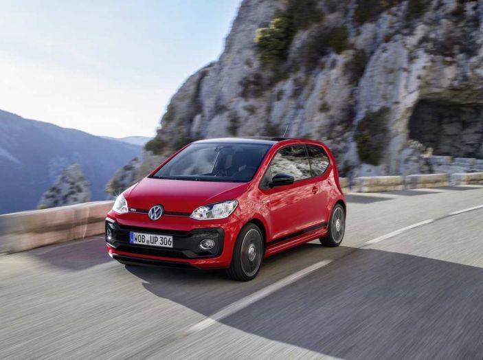 Nuova Volkswagen Up! GTI completa la gamma delle VW sportive - Foto 7 di 33