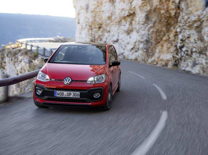 Nuova Volkswagen Up! GTI completa la gamma delle VW sportive - Foto 8 di 33
