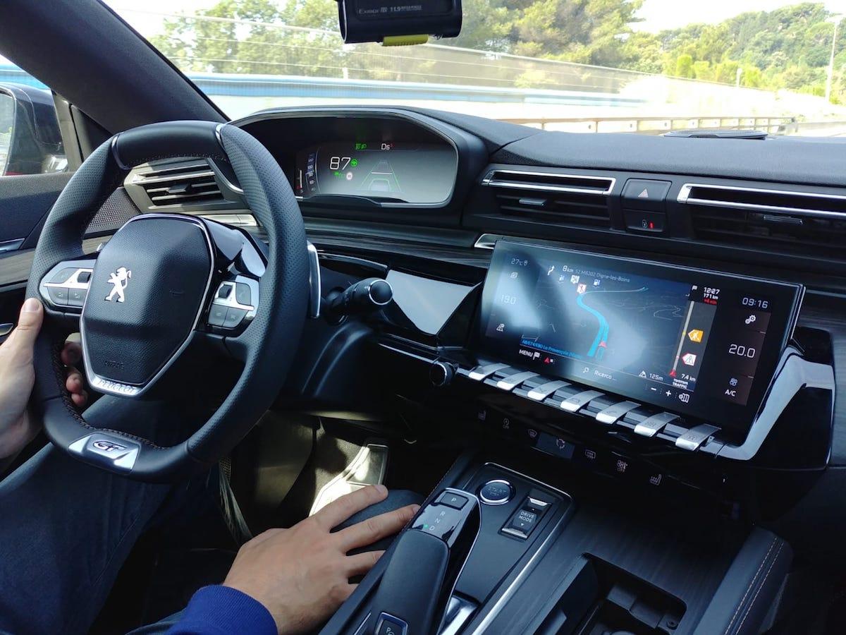 Peugeot 508 2018 Test Drive