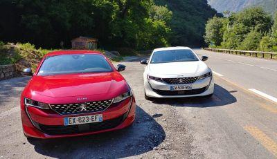Test Drive Peugeot 508 2018: la berlina di lusso tra comfort e prestazioni