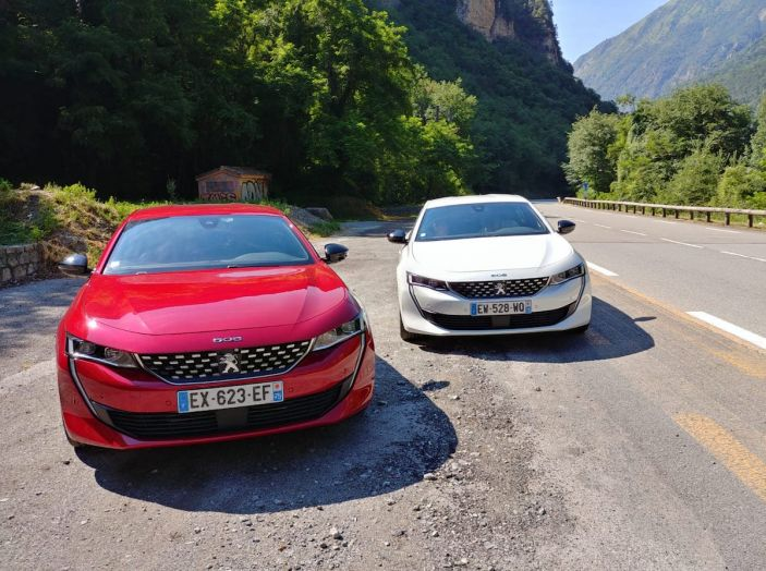 Test Drive Peugeot 508 2018: la berlina di lusso tra comfort e prestazioni - Foto 3 di 17