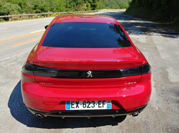 Test Drive Peugeot 508 2018: la berlina di lusso tra comfort e prestazioni - Foto 9 di 17