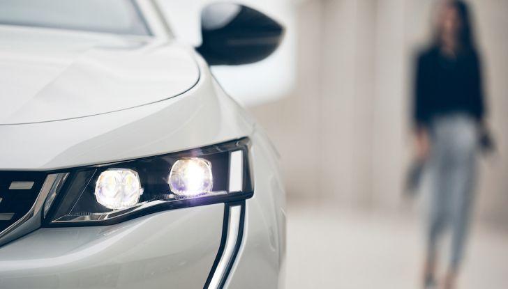 Test Drive Peugeot 508 2018: la berlina di lusso tra comfort e prestazioni - Foto 14 di 17