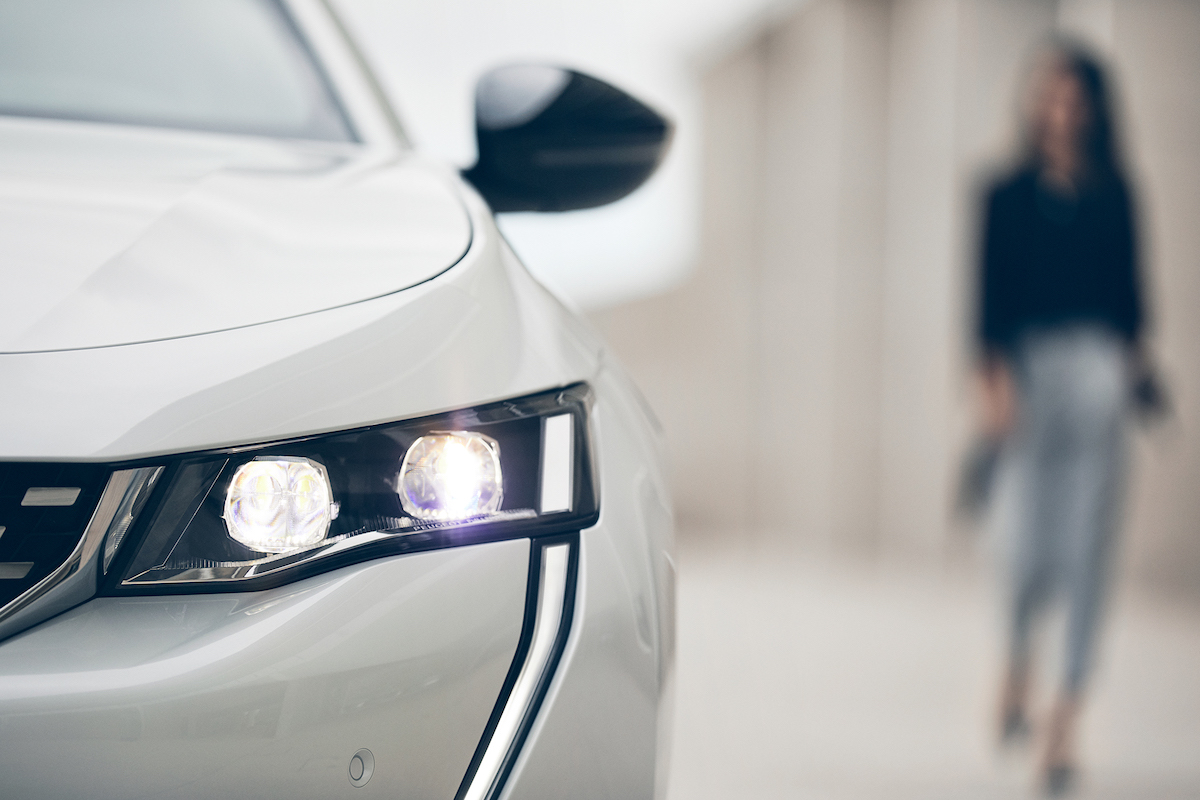 Peugeot 508 LED 2018