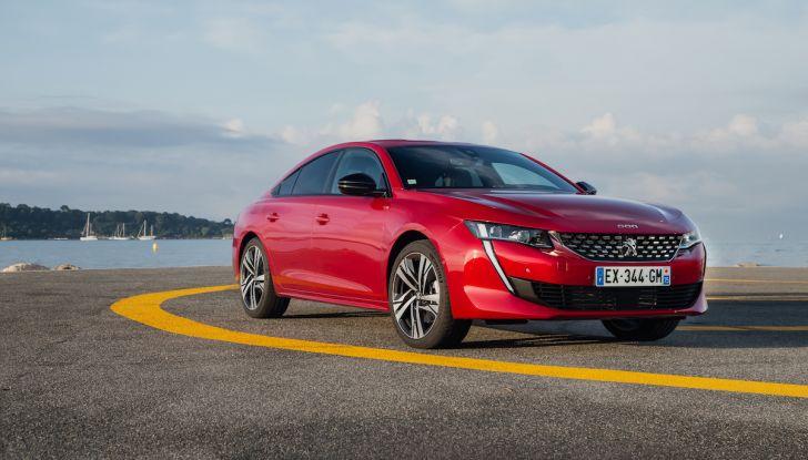 Test Drive Peugeot 508 2018: la berlina di lusso tra comfort e prestazioni - Foto 1 di 17