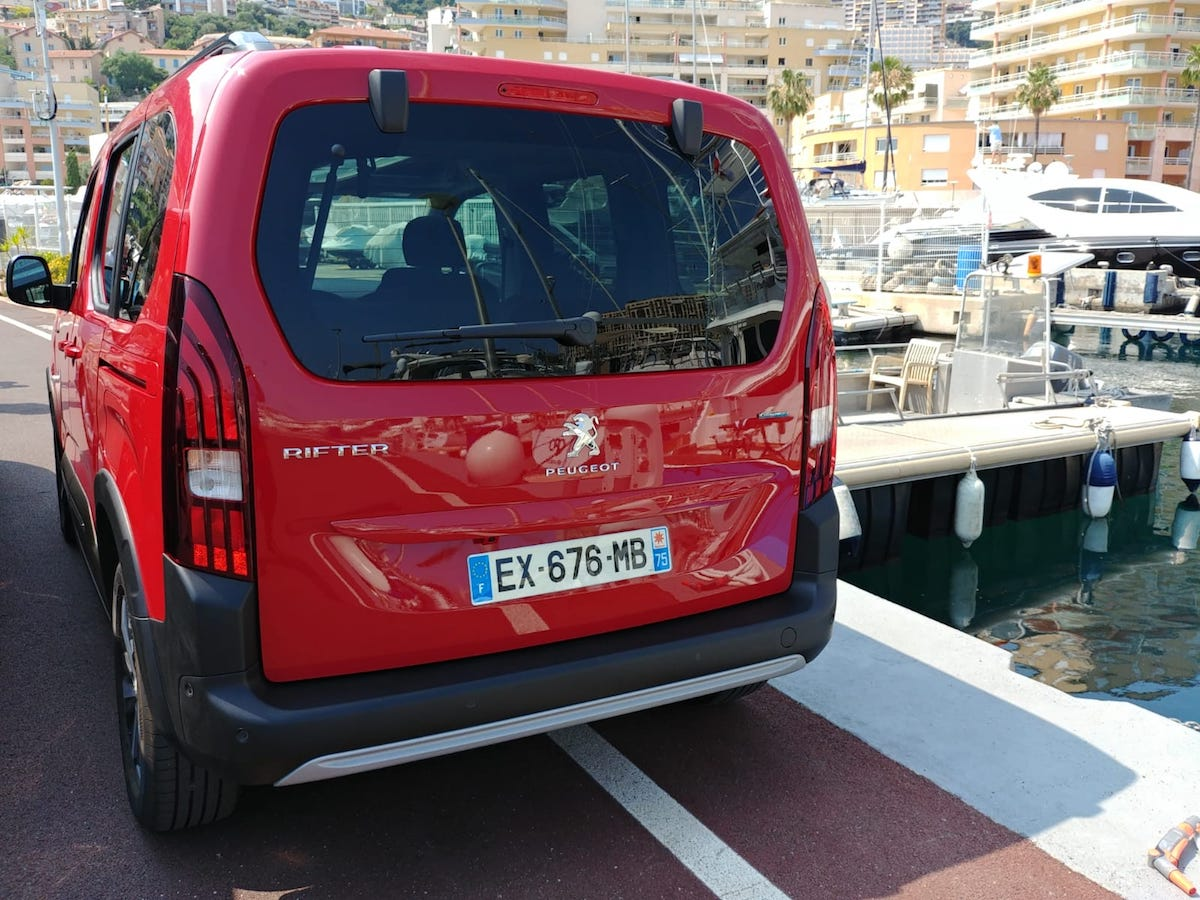 Peugeot Rifter 2018 Test