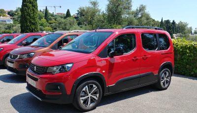Prova nuovo Peugeot Rifter 2018: il multispazio pronto a tutto