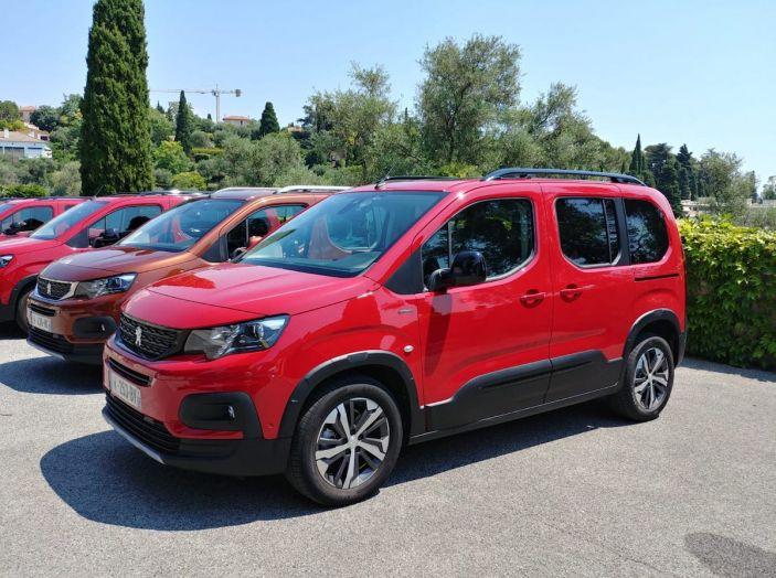 Prova nuovo Peugeot Rifter 2018: il multispazio pronto a tutto - Foto 1 di 22