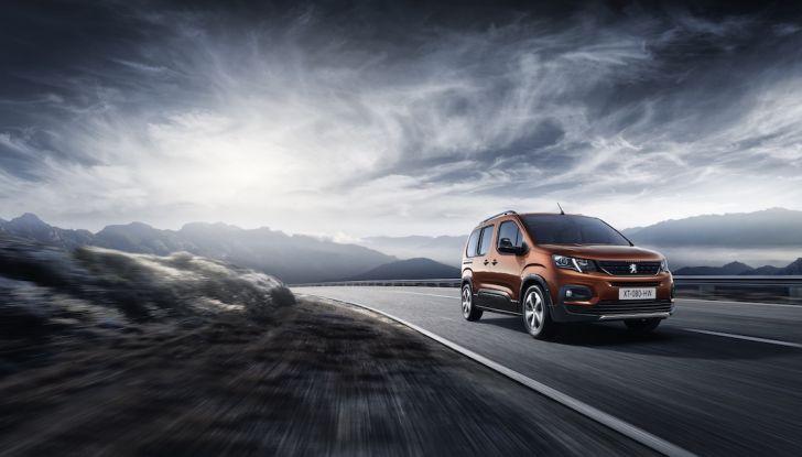 Prova nuovo Peugeot Rifter 2018: il multispazio pronto a tutto - Foto 5 di 22