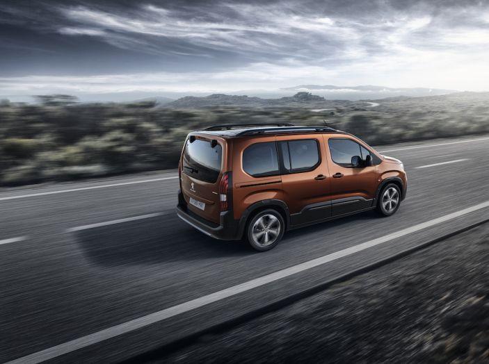Prova nuovo Peugeot Rifter 2018: il multispazio pronto a tutto - Foto 22 di 22
