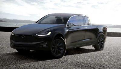 Pick-up elettrico Tesla confermato, arriva nel 2021