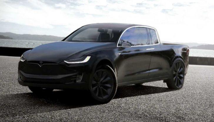 Pick-up elettrico Tesla confermato, arriva nel 2021 - Foto 1 di 4