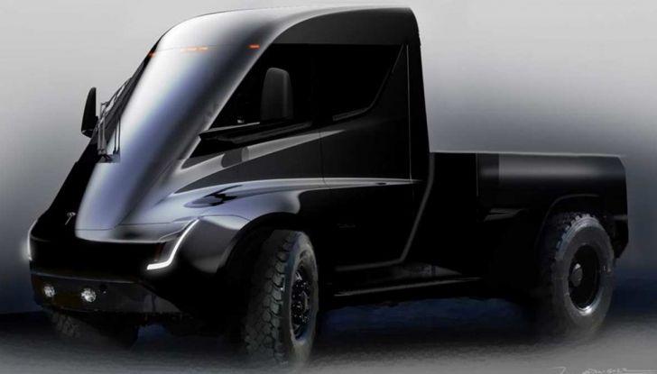 Pick-up elettrico Tesla confermato, arriva nel 2021 - Foto 3 di 4