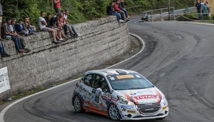 Peugeot Competition RALLY 208 – Leonardi trionfa, Guglielmini nuovo leader della serie - Foto 6 di 9