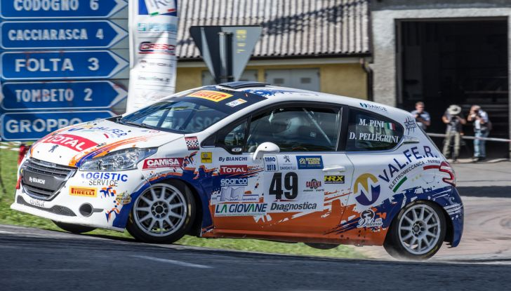 Peugeot Competition RALLY 208 – Leonardi trionfa, Guglielmini nuovo leader della serie - Foto 7 di 9