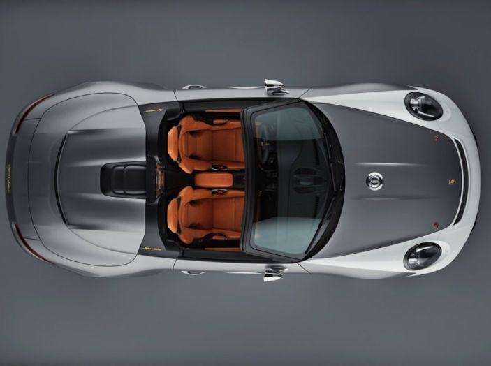 Porsche 911 Speedster: il ritorno di un mito per il 70° anniversario - Foto 13 di 26