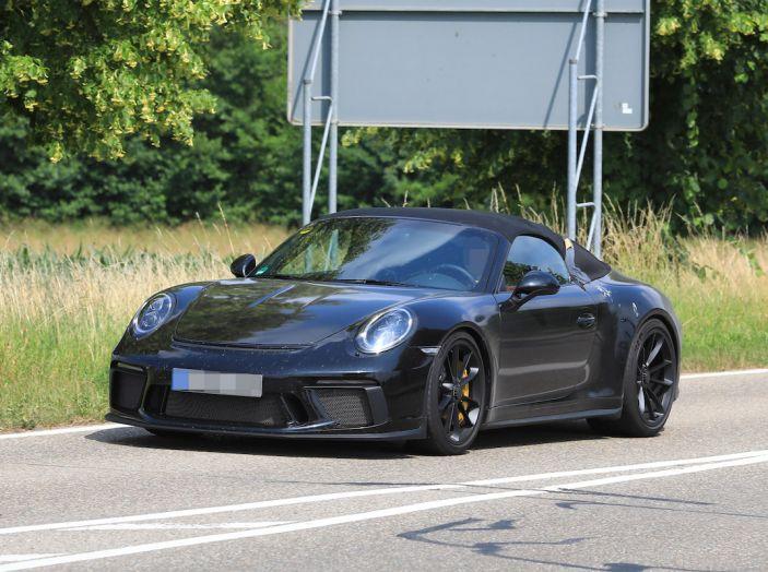 Porsche 911 Speedster: il ritorno di un mito per il 70° anniversario - Foto 4 di 26