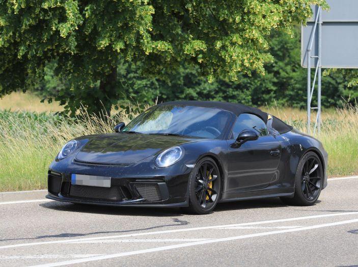 Porsche 911 Speedster: il ritorno di un mito per il 70° anniversario - Foto 5 di 26