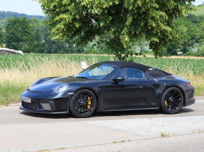 Porsche 911 Speedster: il ritorno di un mito per il 70° anniversario - Foto 6 di 26