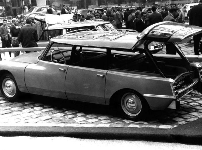 ID 19 Break, la prima station wagon di lusso europea - Foto 2 di 5