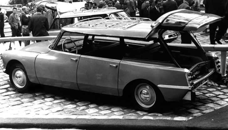 ID 19 Break, la prima station wagon di lusso europea - Foto 2 di 5