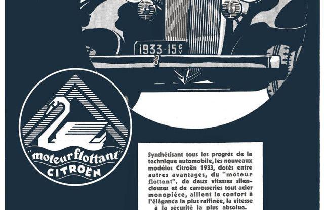 """Le innovazioni di André Gustave Citroën: dal """"Moteur Flottant"""" alla """"monoscocca"""" - Foto 5 di 7"""