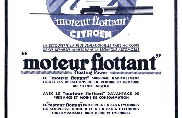 """Le innovazioni di André Gustave Citroën: dal """"Moteur Flottant"""" alla """"monoscocca"""" - Foto 3 di 7"""