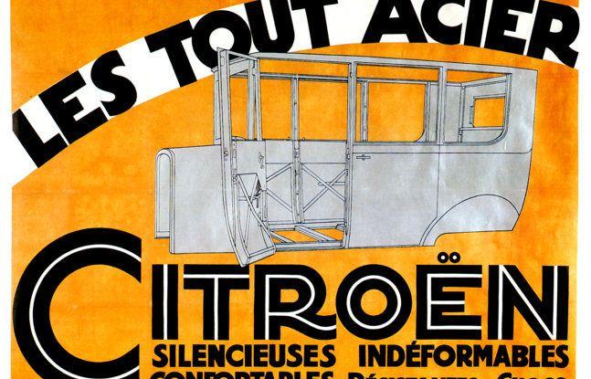 """Le innovazioni di André Gustave Citroën: dal """"Moteur Flottant"""" alla """"monoscocca"""" - Foto 1 di 7"""