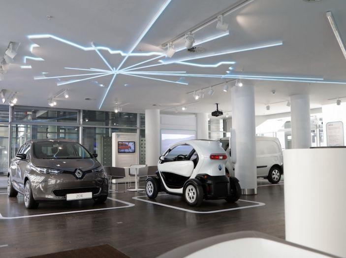 Renault Electric Vehicle Experience Center al debutto a Berlino - Foto 1 di 18