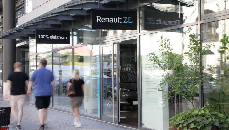 Renault Electric Vehicle Experience Center al debutto a Berlino - Foto 10 di 18