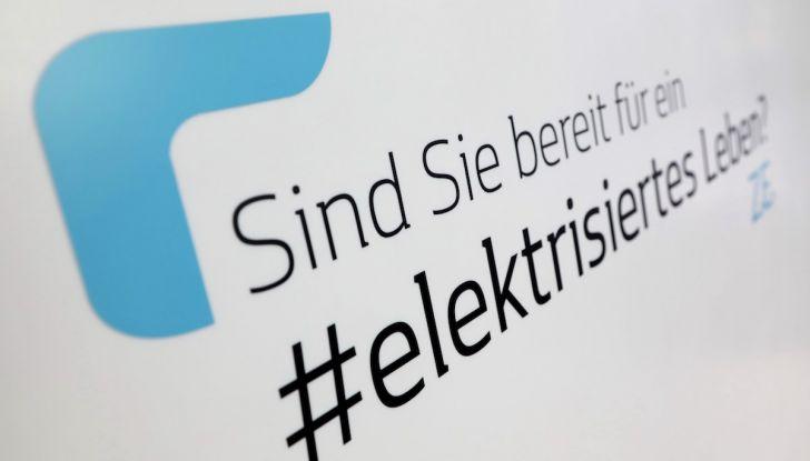 Renault Electric Vehicle Experience Center al debutto a Berlino - Foto 13 di 18